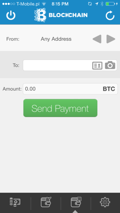 How Do I Send Money To A Bitcoin Wallet Address