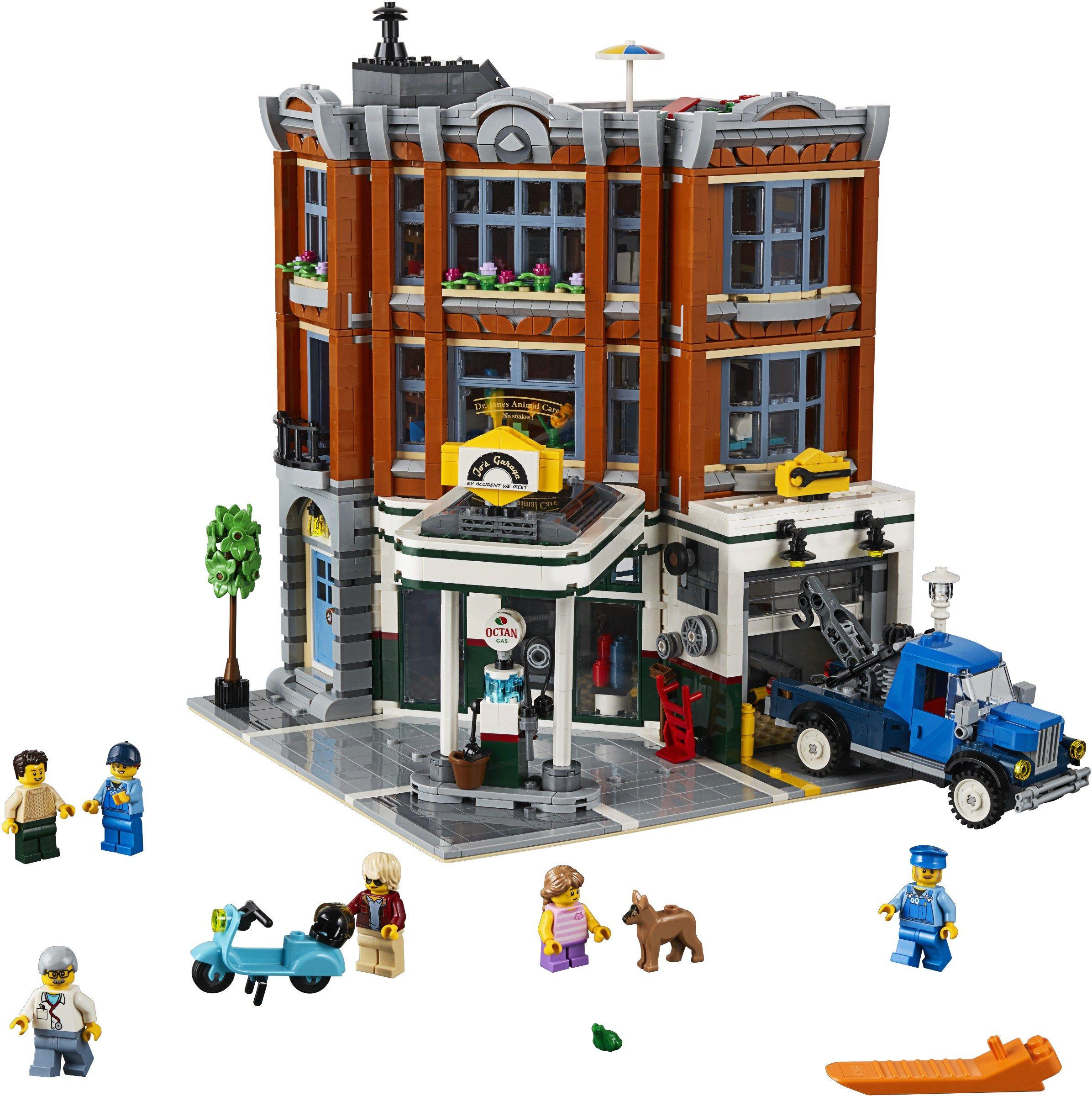 Lego Creator, Lego Modular, Lego