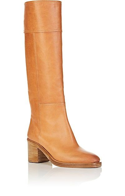 6525549479f Maison Margiela Leather Knee-High Boots - Boots - 505221715
