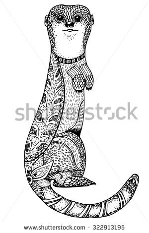 Rodent Tattoo Stock Photos, Images, & Pictures   Shutterstock