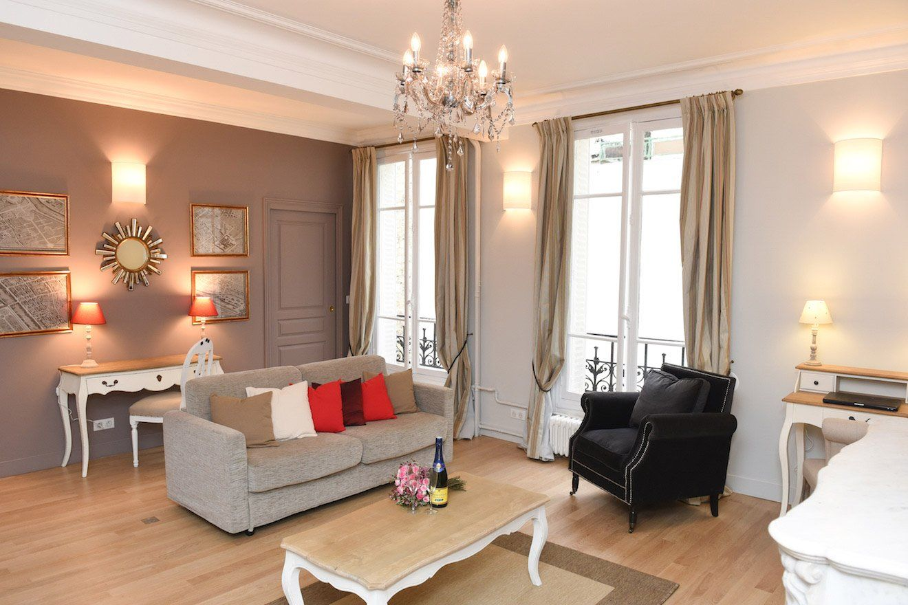 Paris Vacation Rentals - Search Results - Paris Perfect in ...