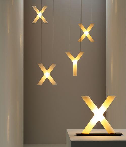 Modern Porcelain Lights by Kafka