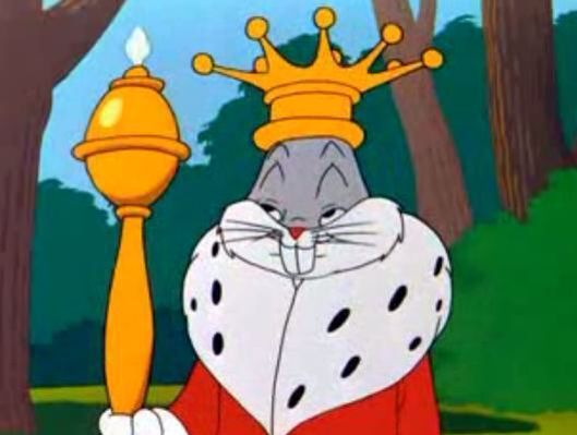Bugs Bunny Yes Heh Heh Heh Heh A Rabbit And Just Who Do You
