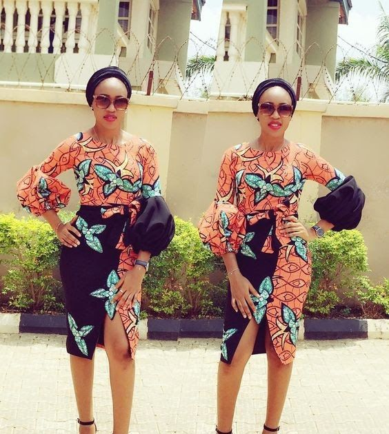 Hottest and Timeless 2018 Ankara Short Gowns You Shouldn\'t Let Go in ...