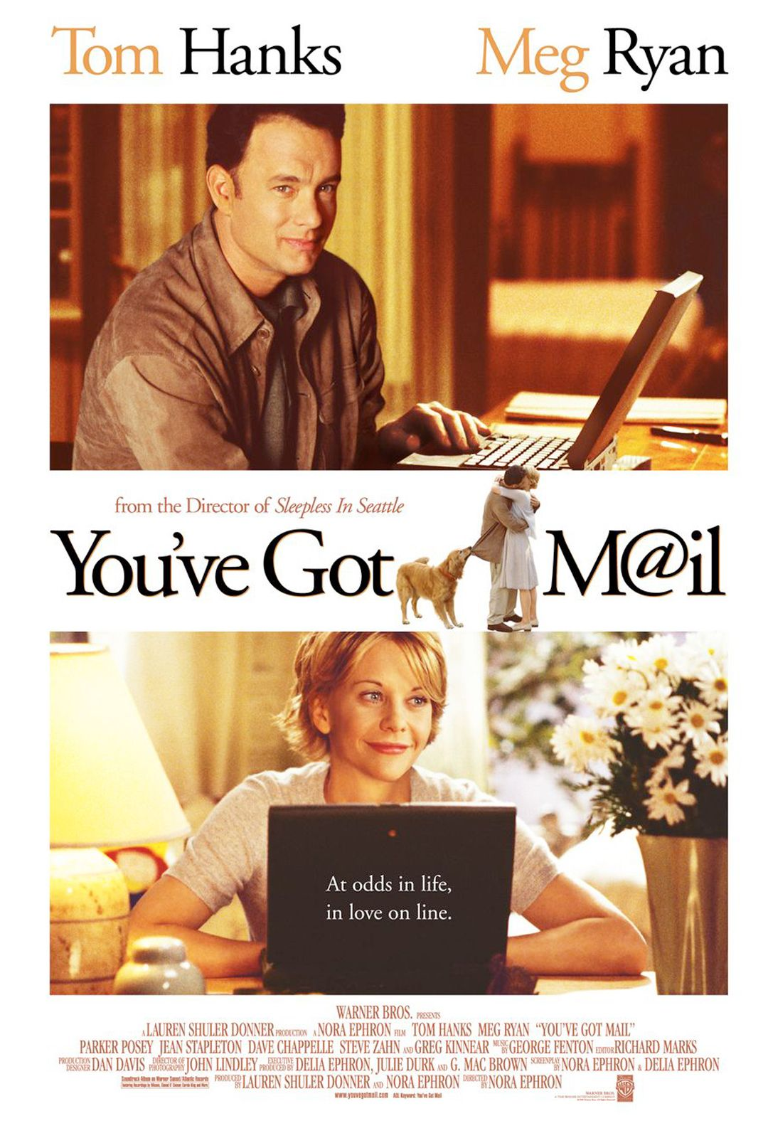you've got mail poster You've got mail, Love movie