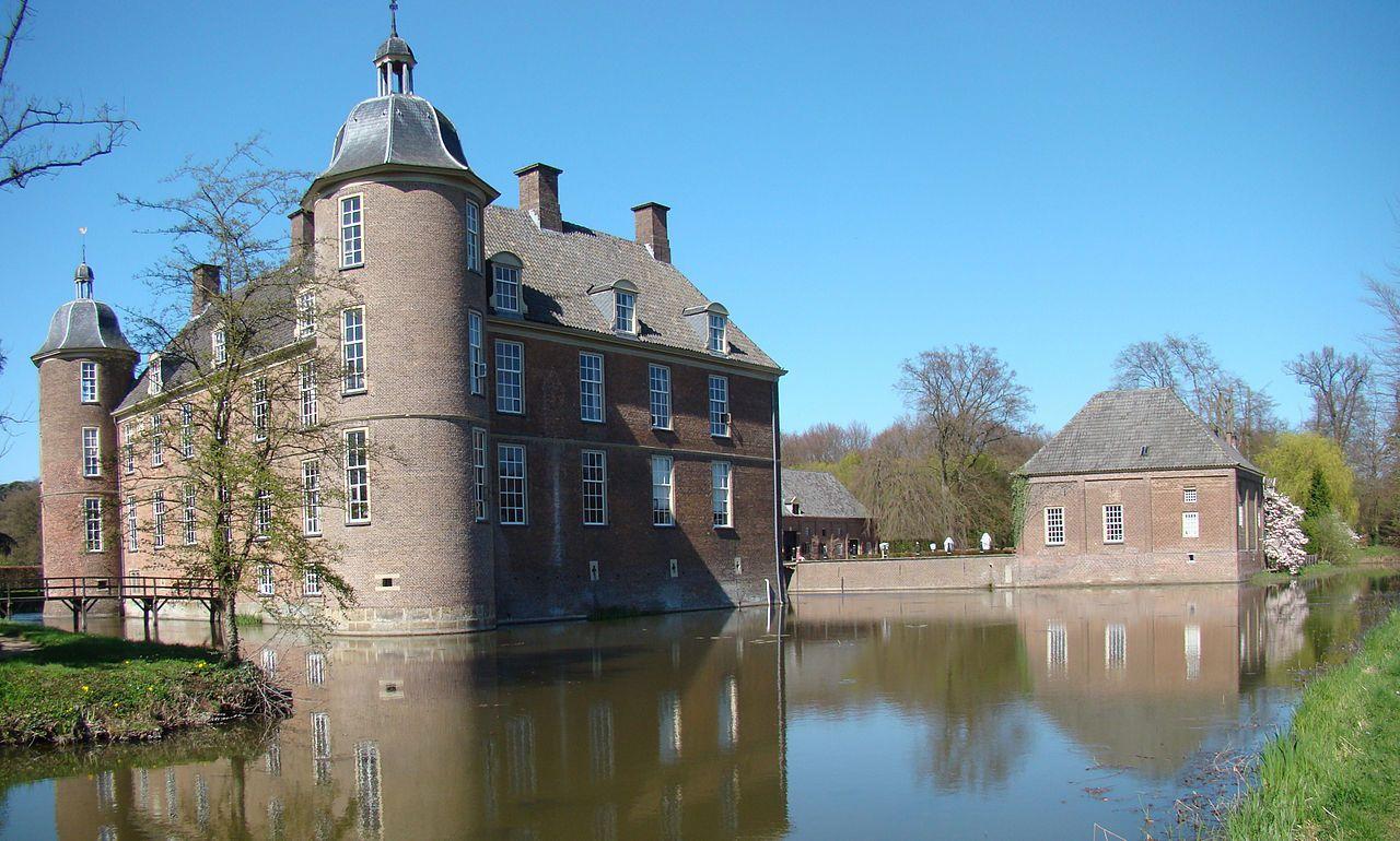 Slangenburg Castle Doetinchem, Gelderland 51°57′38″N 6°21′39″E