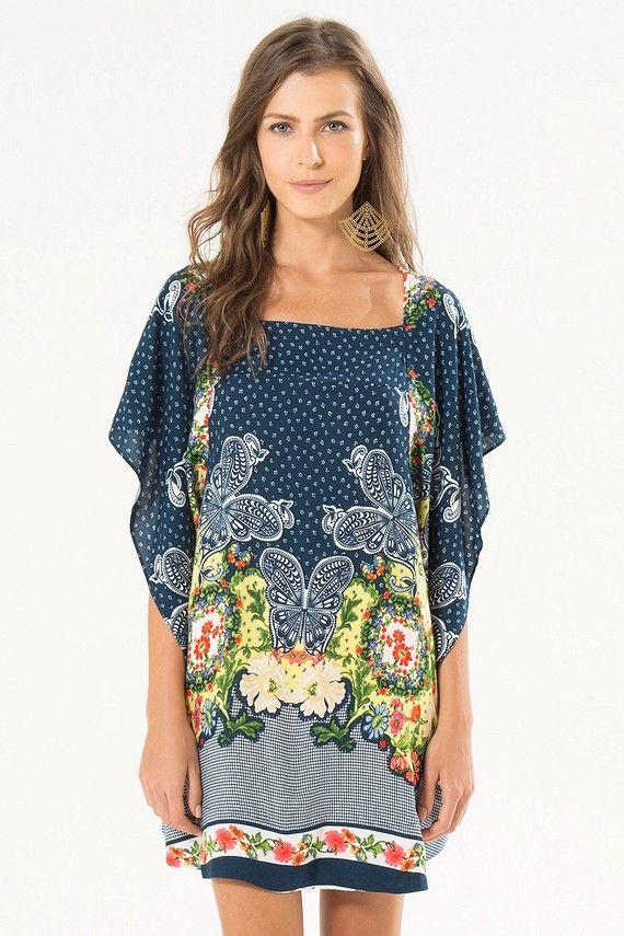cc0d429b8 vestido curto borviva barrado | FARM | Vestidos | Vestidos, Vestidos ...