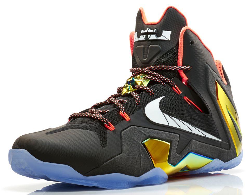 "timeless design fa303 dc639 Nike Basketball ""Gold"" Pack LeBron 11 Elite, Kobe 9 Elite  KD VI Elite"