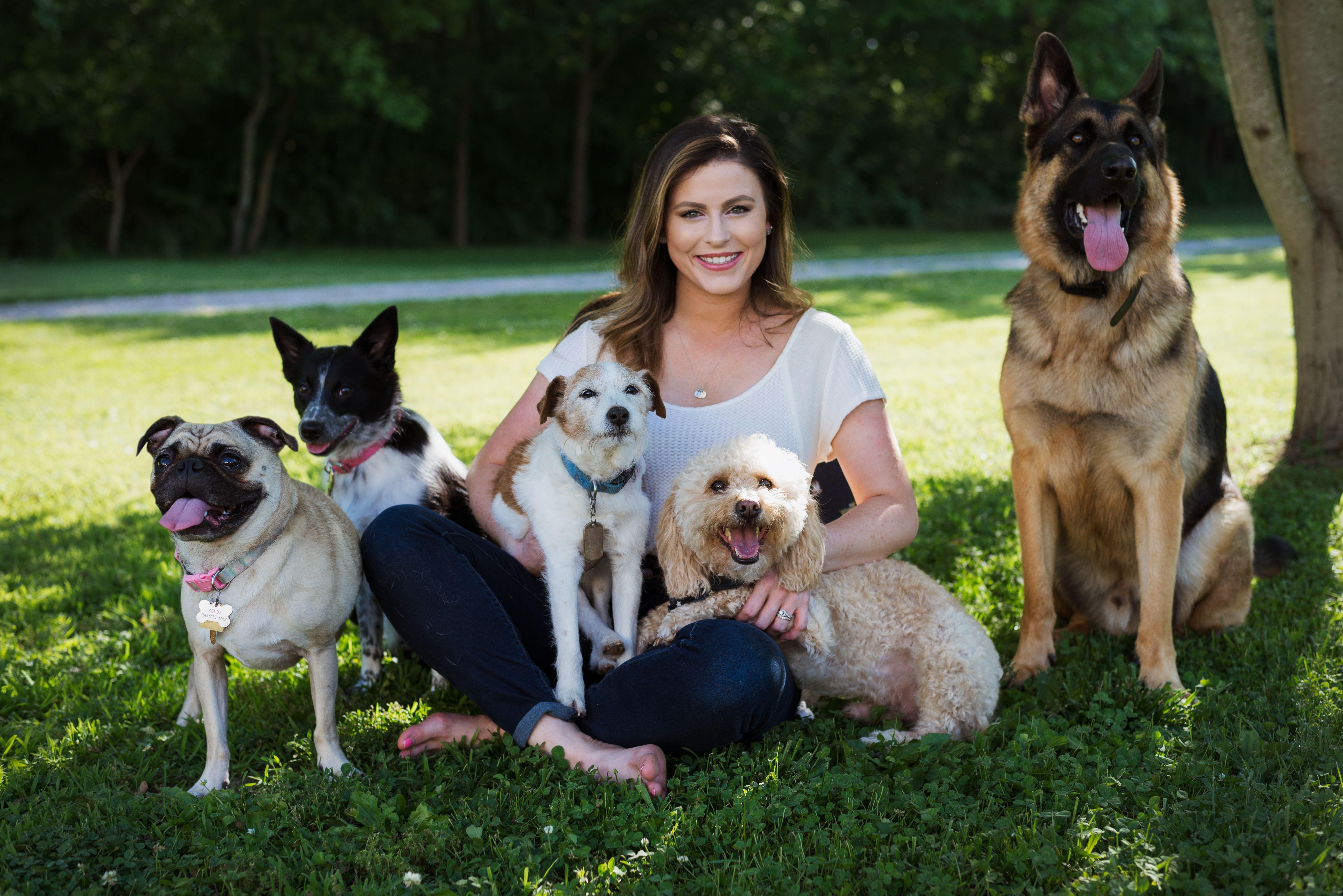 Dog Mom Dog Lover Dog Family Photo Pet Insurance Liberty