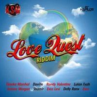 KHEIL STONE MUSIC - LOVE QUEST RIDDIM [INSTRUMENTAL] by Riddimify