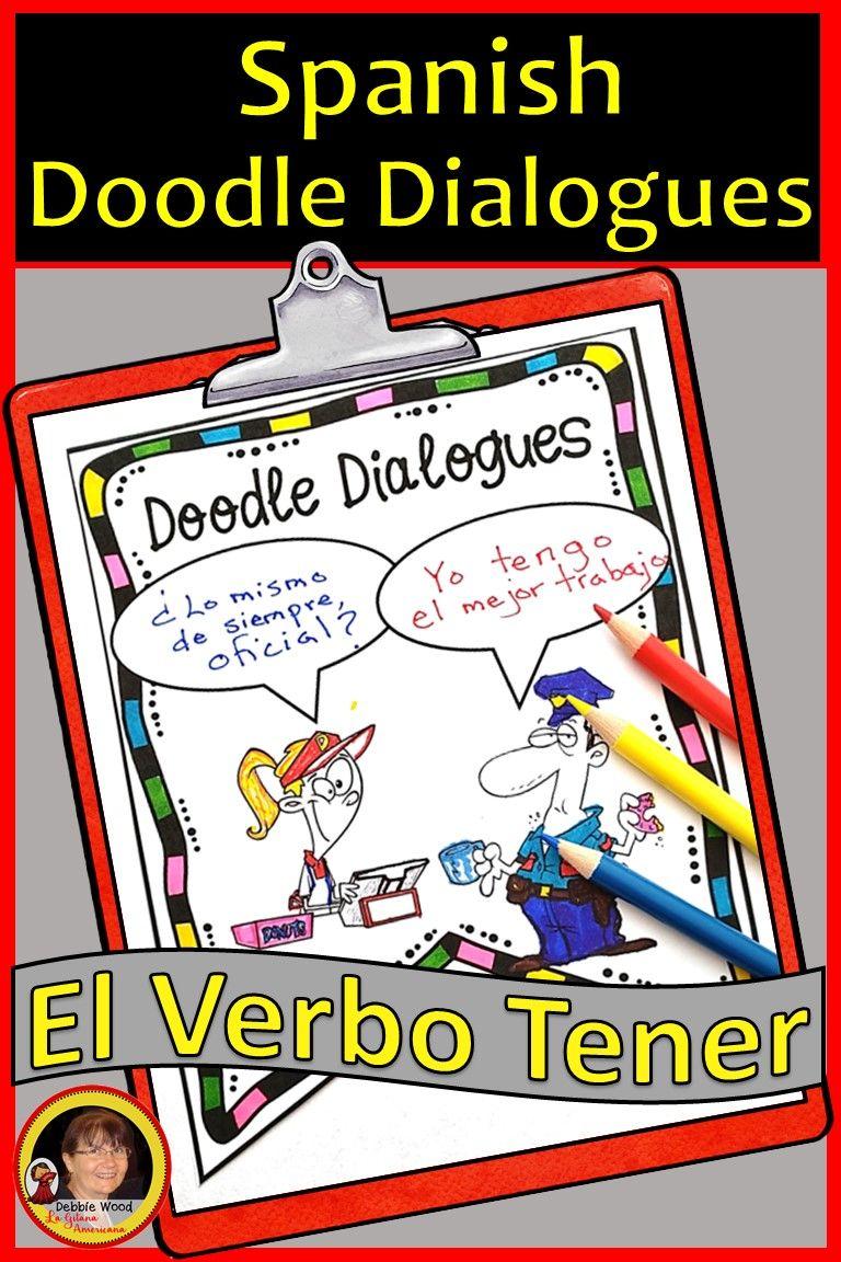 Tener Activities Tener Expressions How To Speak Spanish Homeschool Spanish Tener Expressions