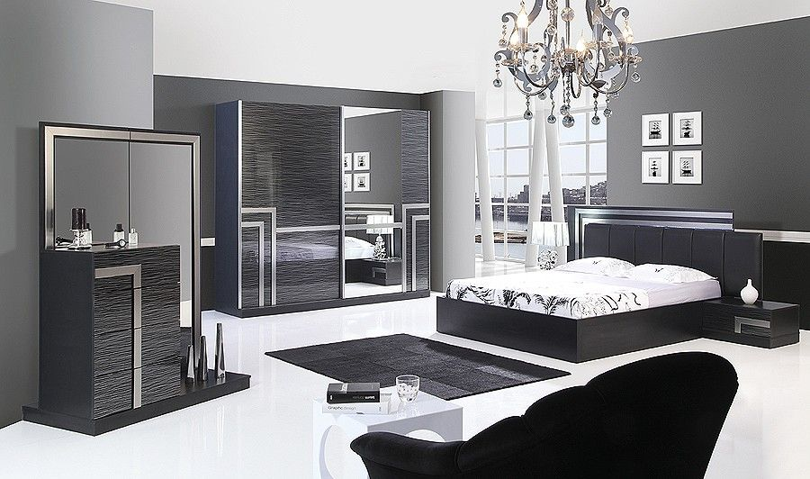 Bold Black And White  17 Best images about Bedroom ideas on Pinterest Silver  bedroom Grey and Bedroom ideas  17. Black White And Silver Bedroom