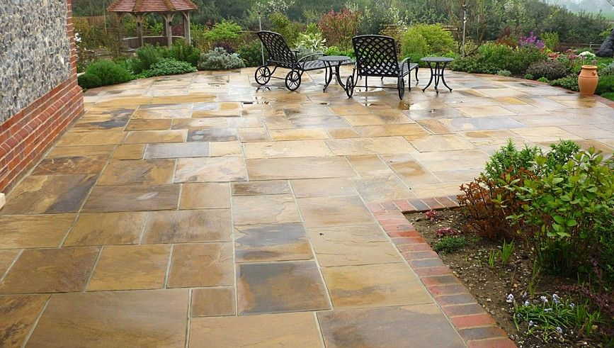 High Quality 20+ Best Stone Patio Ideas For Your Backyard