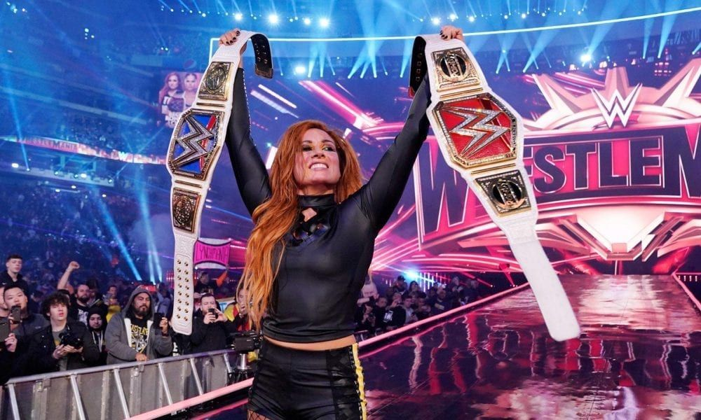 Becky Lynch thinks anything is possible for female talent in WWE