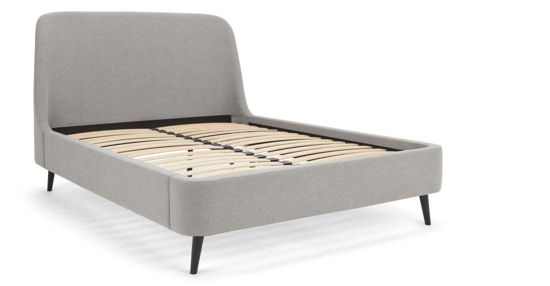 Made Polsterbetten Grau Bett Polsterbett Und Bett Mobel
