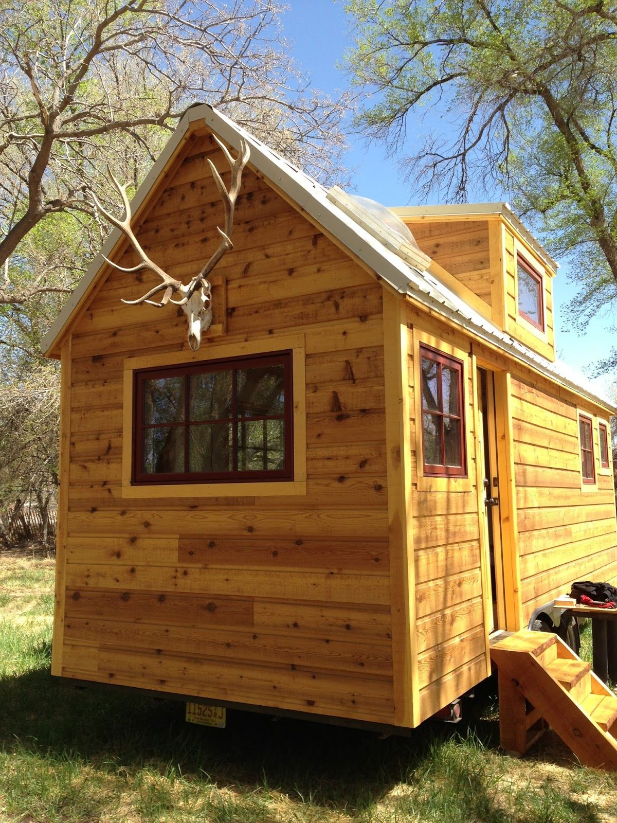 Western Red Cedar Thow For Sale Nm Tiny House Talk Tiny House Talk Tiny House Cabin Tiny House Listings