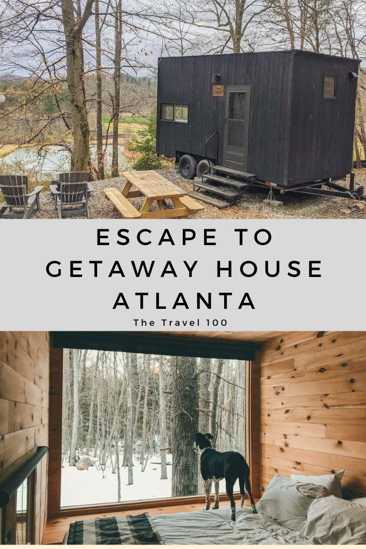 Get That Peaceful Easy Feelin At Getaway House Atlanta