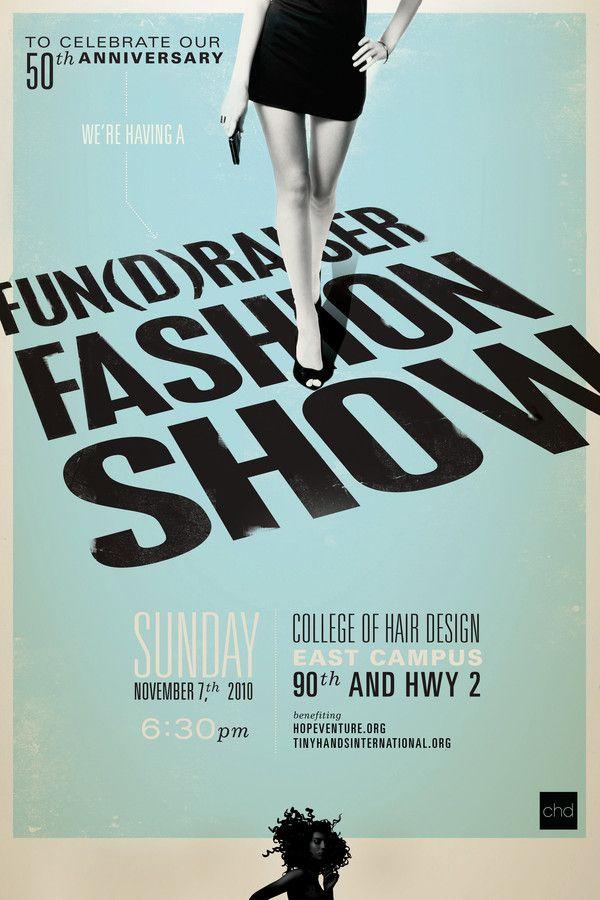 Inspiração: 20 Cartazes Para Calibrar A Sua Criatividade Idea Fashion Design Posters