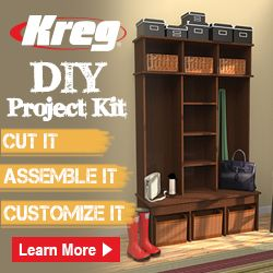Cut it assemble it customize it with the kreg diy project kit with the kreg diy project kit solutioingenieria Image collections