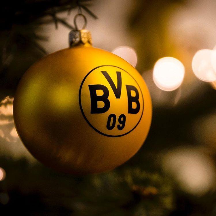 Dortmund Weihnachtsbaum Kaufen.Merry Christmas Everybody Borussiadortmund Dortmund