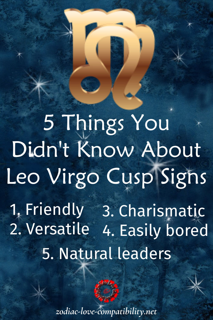 Cusp sign love compatibility