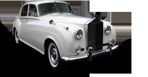 1960 Rolls Royce Silver Cloud II Santos VIP NJ Wedding