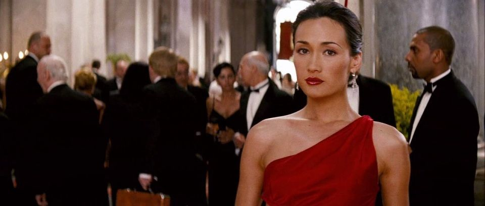Mission Impossible 3 Maggie Q Scenes