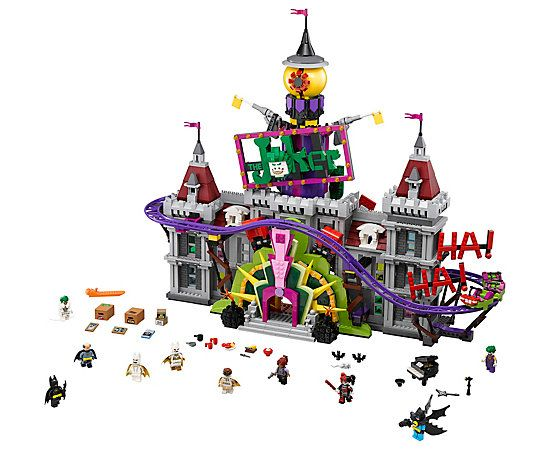 The Joker™ Manor - 70922 | THE LEGO® BATMAN MOVIE | LEGO Shop | Lego ...
