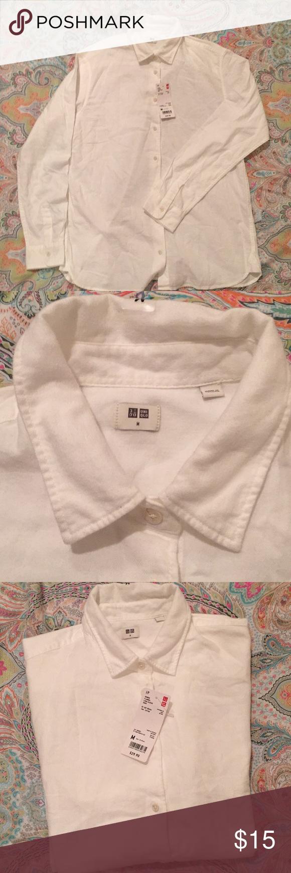 Uniqlo flannel jacket  Uniqlo LS flannel NWT  Uniqlo Flannels and Flannel shirts