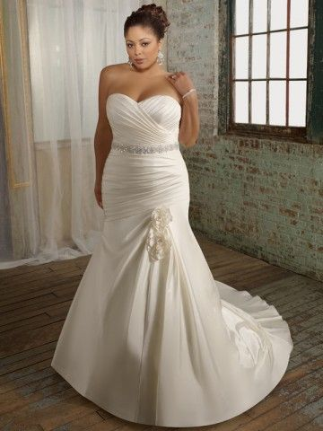 1000  images about Trumpet Style Wedding Dresses on Pinterest ...