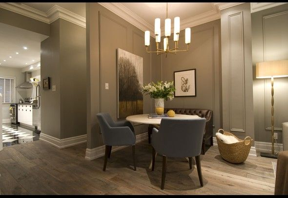 Grand Contemporary Home Makeover from Income Property   Photos   HGTV Canada