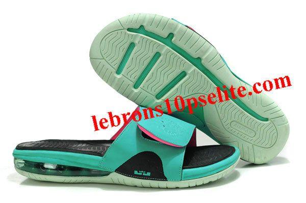 Nike Air Max Lebron Slippers South Beach  93b926385