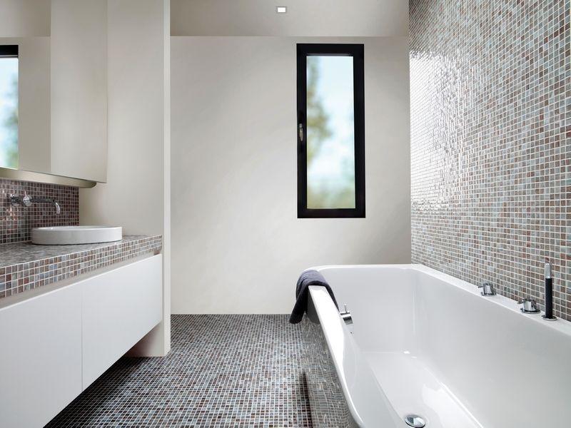 Tegels badkamer google zoeken badkamer pinterest - Modern badkamer tegel idee ...
