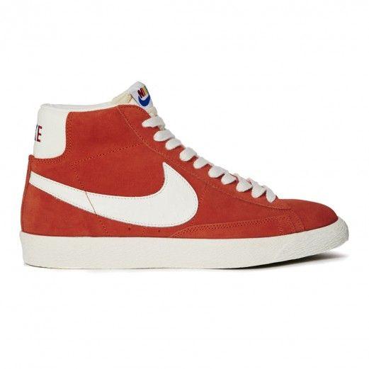 vente en ligne 2014 plus récent Nike Haut Blazer Salut Des Hommes De  Chaussure De Basket