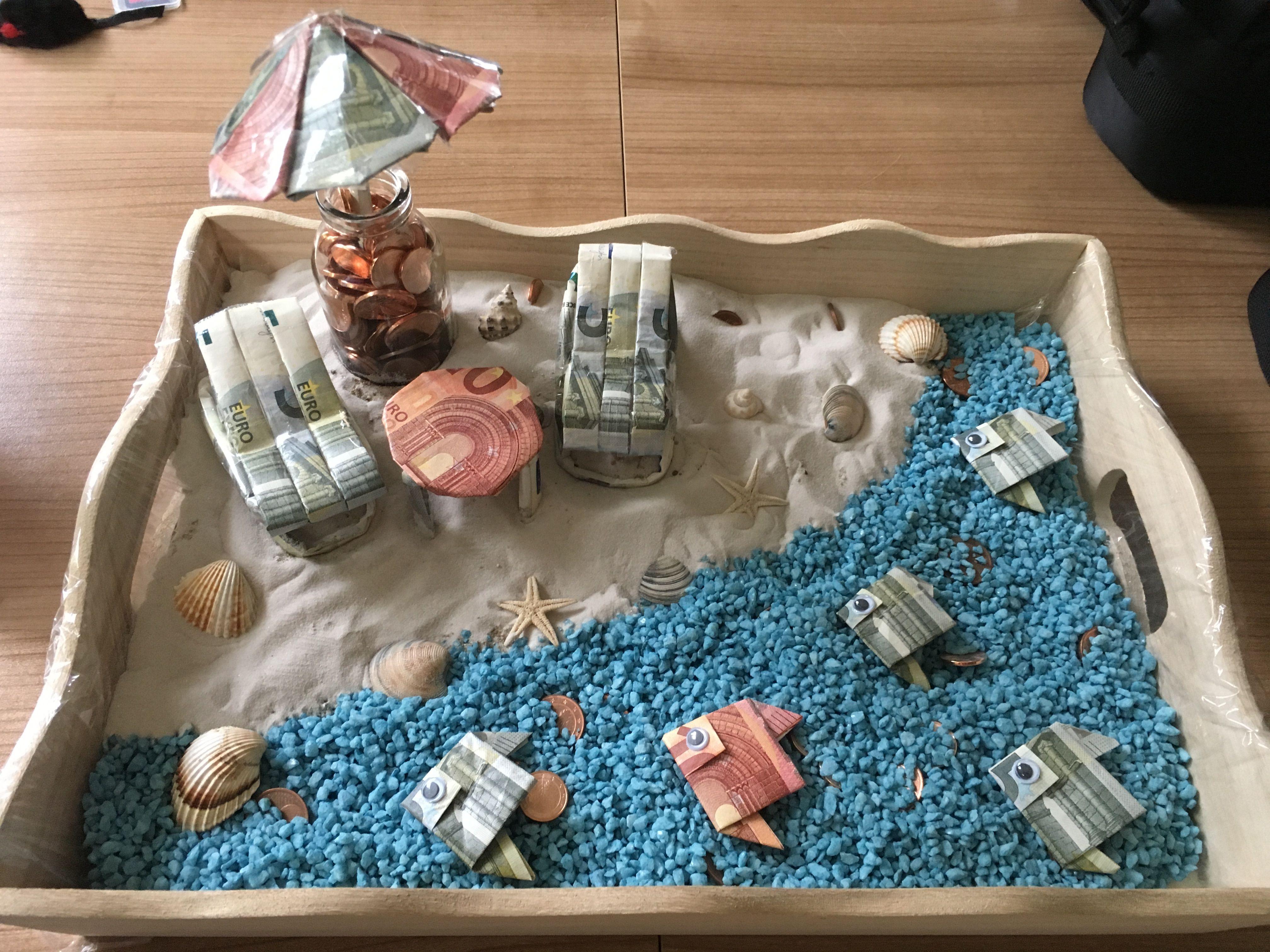 geldgeschenk hochzeit strand geschenkideen. Black Bedroom Furniture Sets. Home Design Ideas