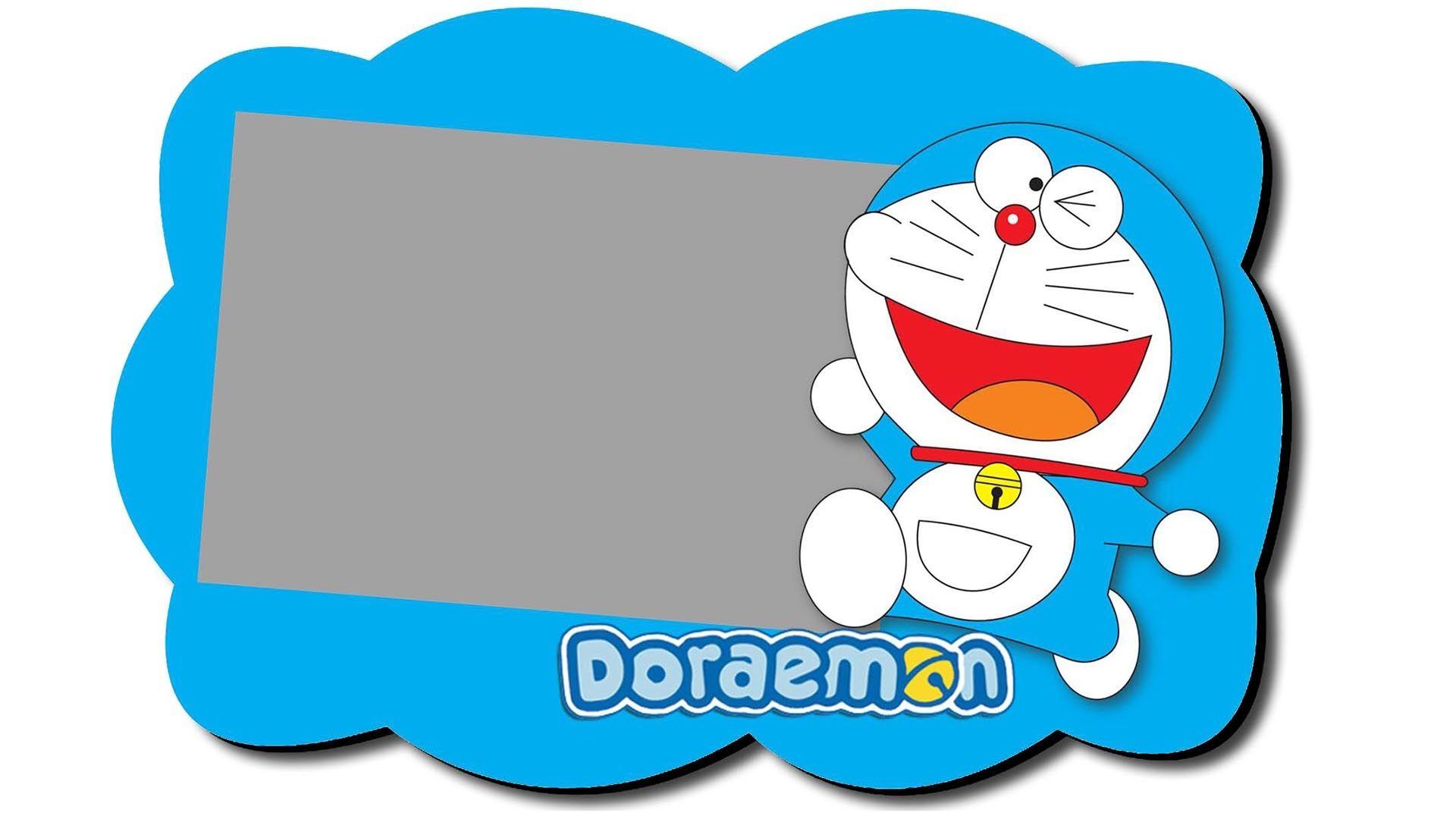 Doraemon Birthday Invitation Template 10
