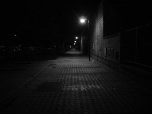 Calle oscura | Noche oscura, Calle, Oscuridad