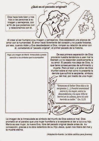Qué Es El Pecado Original Libros De La Biblia Pecado Original Catequesis