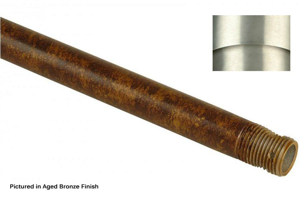 Antique Brass Hunter 26319 24-Inch Downrod