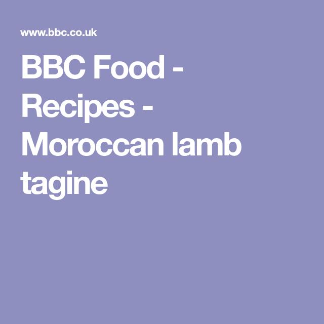 Moroccan lamb tagine receta bbc food recipes moroccan lamb tagine forumfinder Choice Image