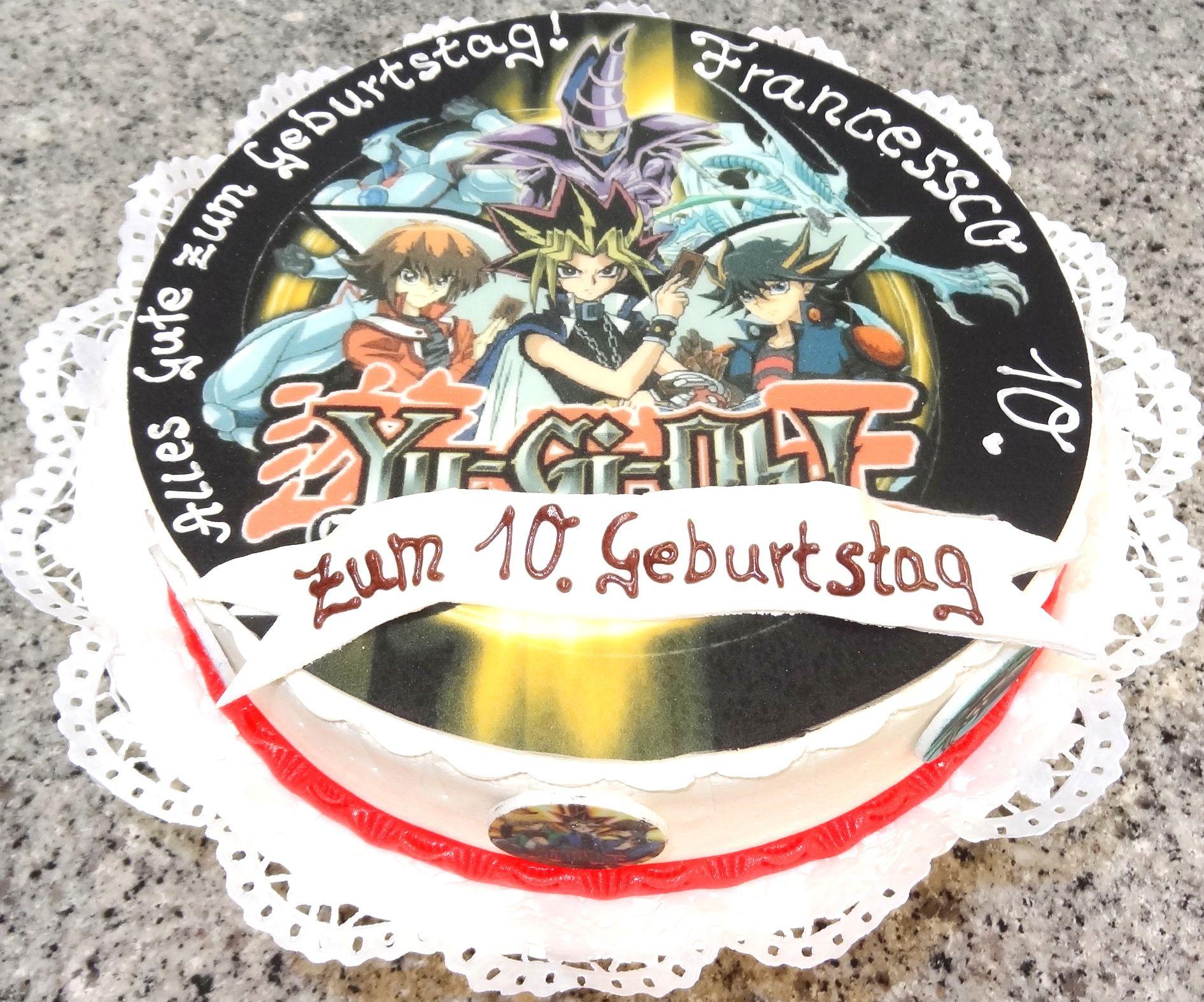Geburtstagestorte Yu Gi Oh Handgemacht Von Cafe Riese Koln Yu Gi Oh Birthday Cake Handmade By Cafe Riese Cologne German Geburtstagstorte Geburt Yu Gi Oh