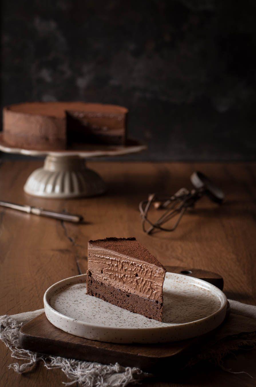 Photo of Schokoladentorte mit Schuss – Kleines Kulinarium