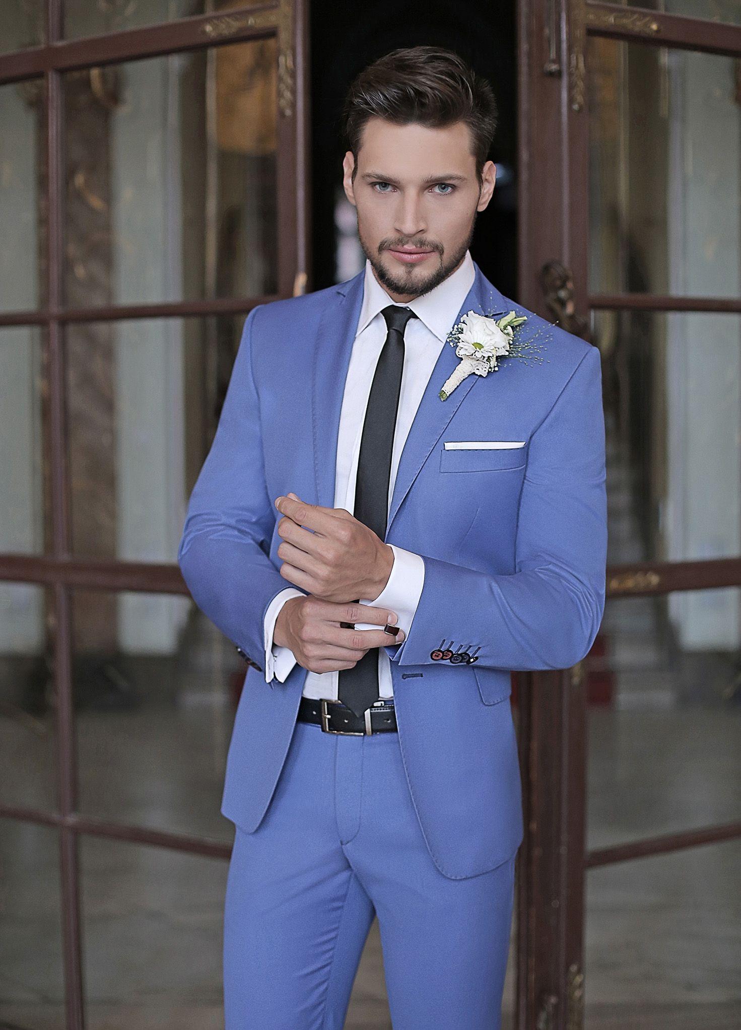 Lookbook Slubny 2016 Blue Suit Wedding Wedding Suits Men Prom Suits For Men