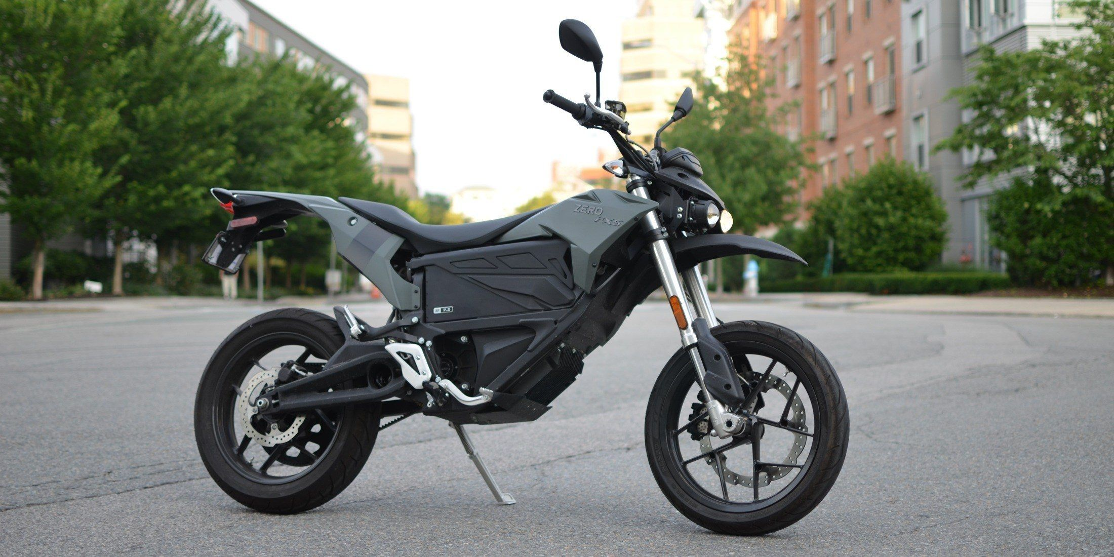 Review 2019 Zero Fxs Is The Low Cost Electric Motorcycle Field S