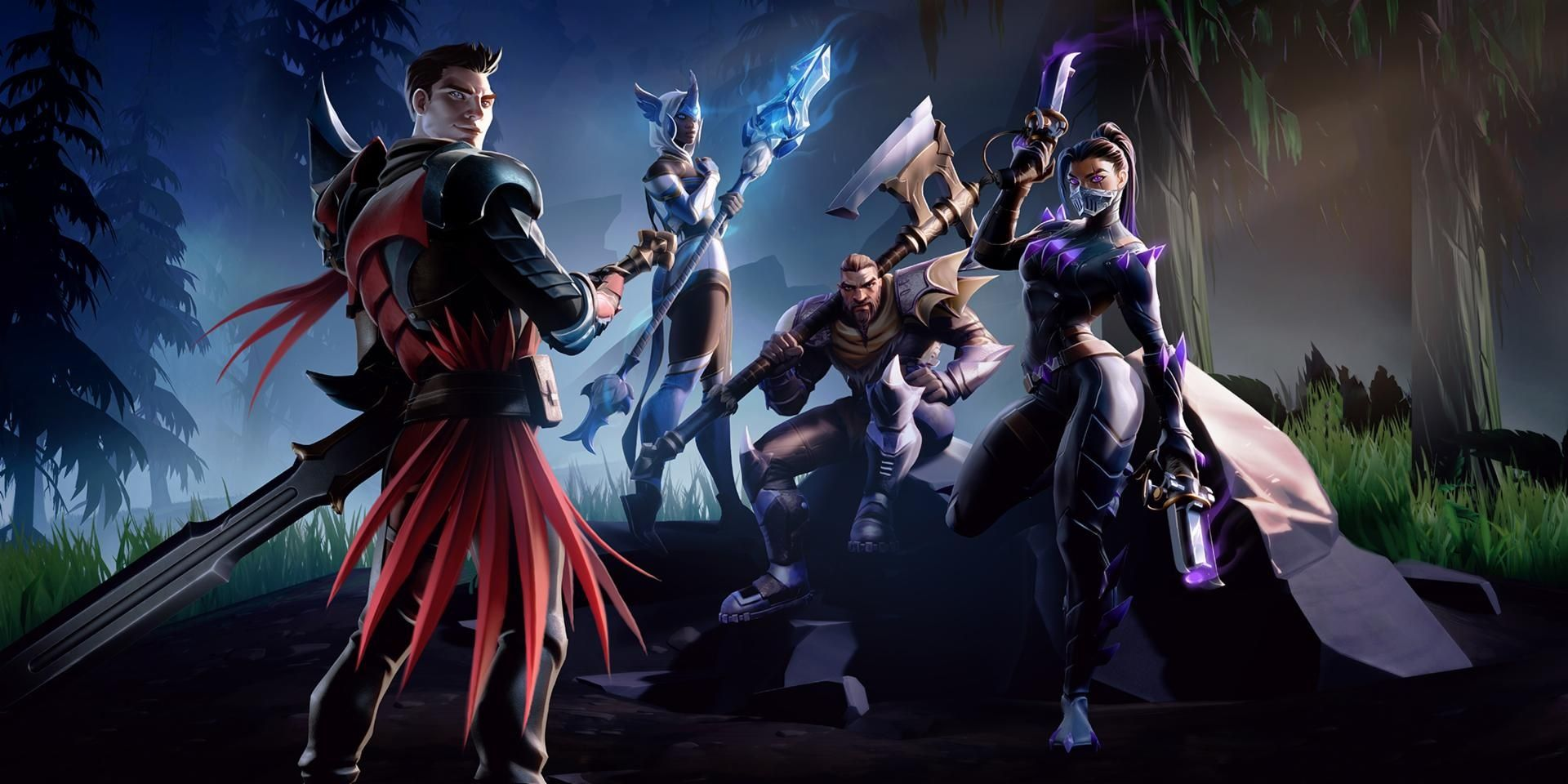 Dauntless launches today on Xbox One, PS4, and PC, the