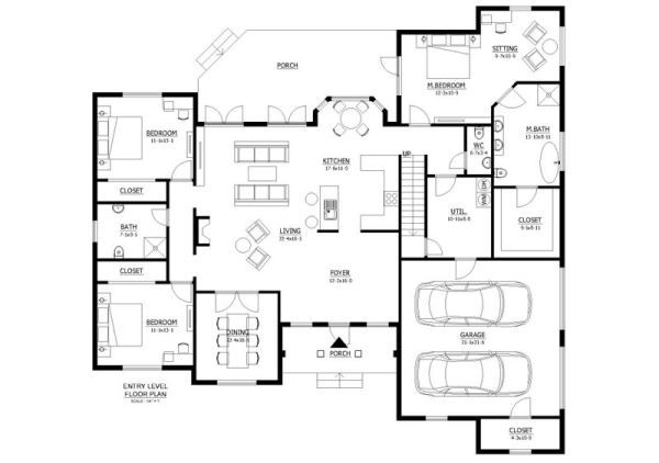 Marvelous Explore Country Style House Plans, Country Houses And More!