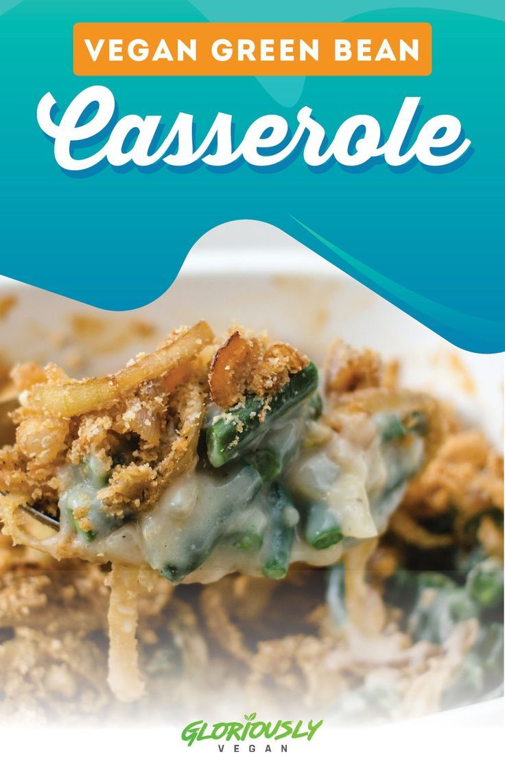 Try this Vegan Green Bean Casserole recipe! With these easy cooking steps you will surely love this...