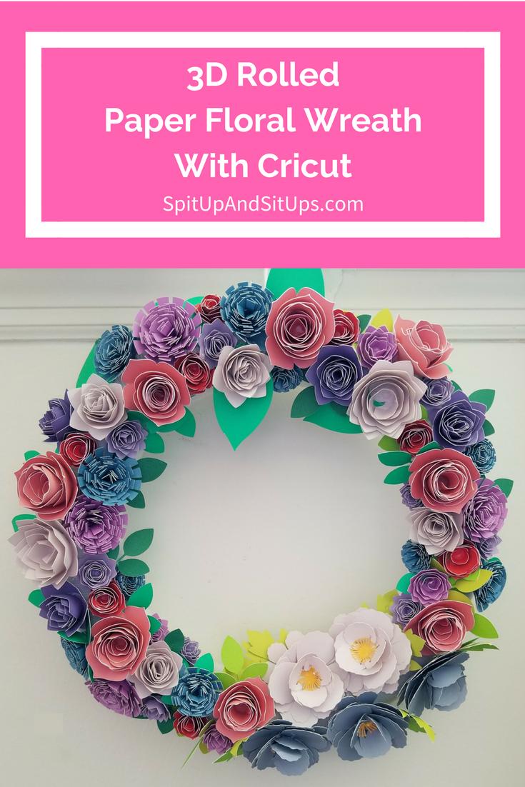 36++ Cricut paper flower crafts information