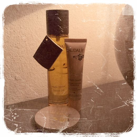 "Caudalie Products are so special! I can't get enough of the ""Divine Oil""!"