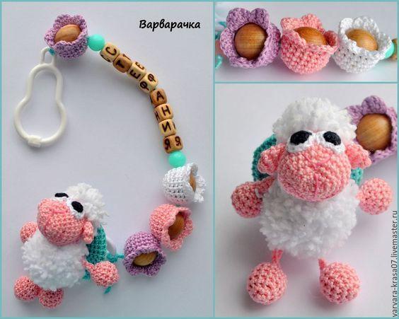 Amigurumi Anahtarlık Tarifi : Videolu emzik tutucu nasıl yapılır amigurumi crochet and crochet